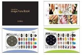 Catálogo de diseños Konad
