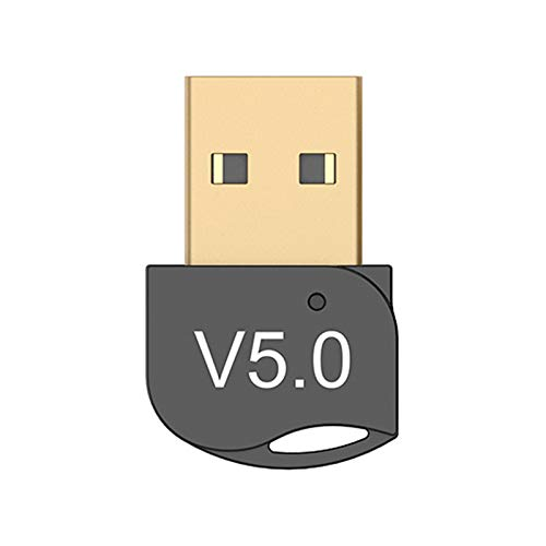Bayda - Adaptador de memoria USB para ordenador y adaptador de receptor inalámbrico USB y transmisor 5.0