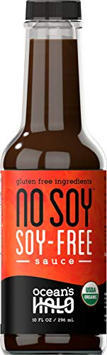 Ocean's Halo No Soy Soy-Free Sauce 296ml (Pack of 12)