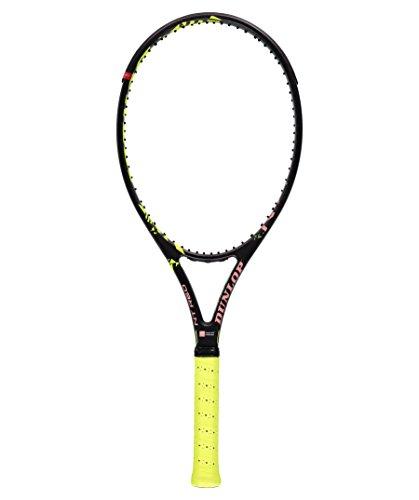 Dunlop Unisex NT r6.0–Raqueta de Tenis, Unisex, NT R6.0, Schwarz Matt