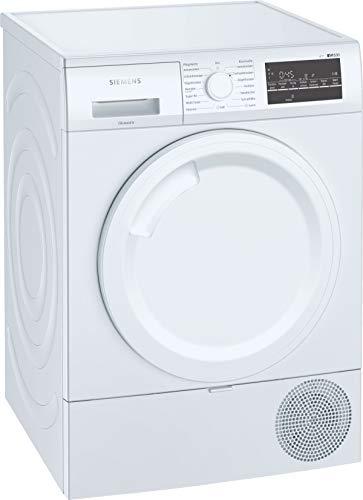 Siemens WT45R4A1 iQ500 Wärmepumpen-Trockner / 7 kg / A+++ / 159 kWh / autoDry / speedPack / Outdoor Programm
