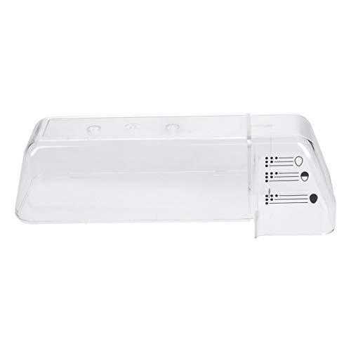 Abdeckhaube Haube Deckel Abdeckung Gerätedeckel für rechteckigen Eierkocher ORIGINAL Bosch Siemens 00086279 086279