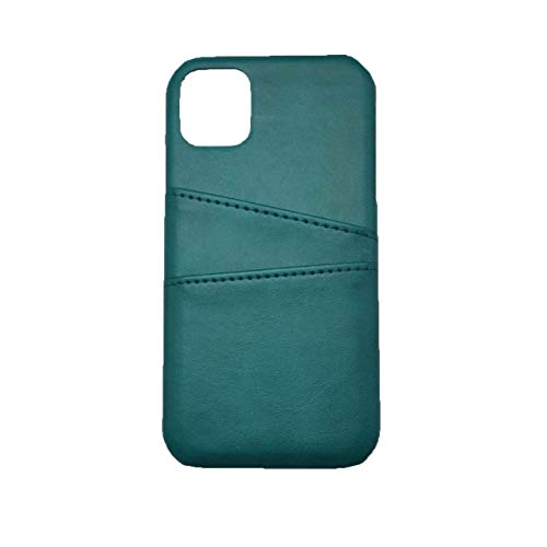 GGSVQ Schutzhülle für Apple 12 Small Bullcard iPhone 11iPhone11pro Apple 11pro Max Double (Farbe: Grau, Größe: Apple 12 6.7)
