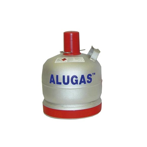 Alu-gasfles Susi 6 kg