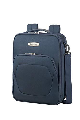 SAMSONITE Spark SNG - Three-Way Laptop Expandable Rucksack, 40 cm, 18 Liter, Blue