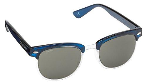 Cressi Nevada - Gafas de Sol Premium - Unisex Adulto Polarizadas Protección 100% UV - Negro/Negro Lens