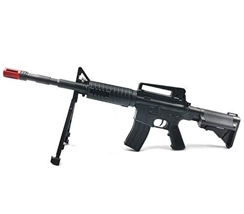 Fucile Mitra giocattolo Calibro 6 mm Pallini inclusi Non adatto a bambini al di sotto di 8 anni Non puntare verso persone e animali