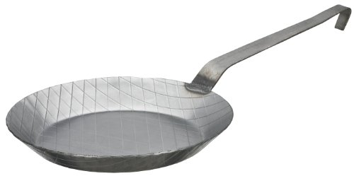 GSW 860567 GastroTraditionell Eisen geschmiedet Pfanne - 28cm