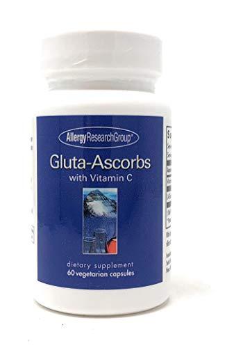 Allergy Research Group Gluta-Ascorbs 200 mg 60 Veg Caps