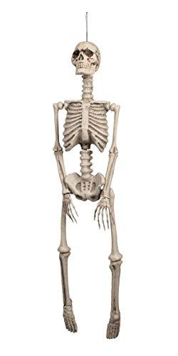 Boland 74368 - Deko Skelett, Dekorationen, Circa 92 cm