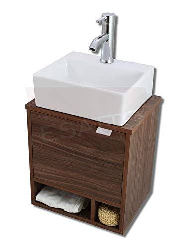 Esatto® Magnifico Mueble Baño Dcnb Luft Lavabo Cerámico Llave DREN