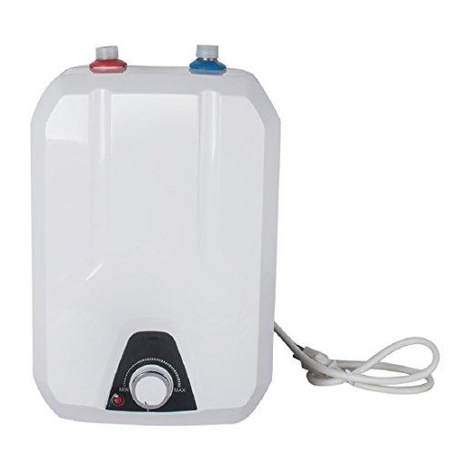 Tinsay 2.1 Gallon 8L Electric Mini-Tank Water Heater Electric Instant Water Heater Electric Hot Water Heater for Kitchen...
