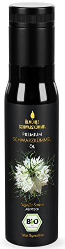 Ölmühle Schwarzkümmel Premium BIO Bild