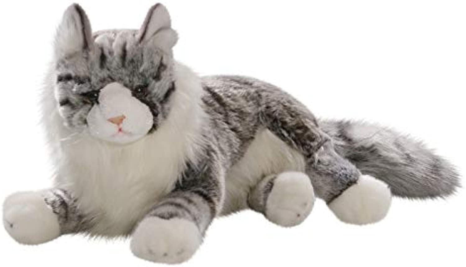 Cat, Maine Coon, 14 inches, 35cm, Plush Toy, Soft Toy 2969