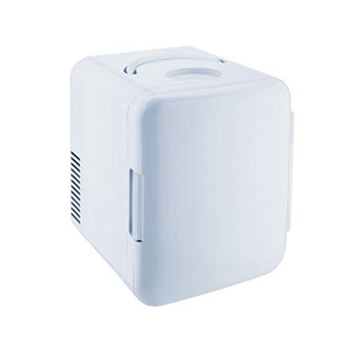 Middle Minikühlschrank, tragbarer kosmetischer Schönheitskühlschrank,4L große Kapazität,leiser, kühler/Warmer Gefrierschrank, für Büro, Schlafzimmer, Schlafsaal