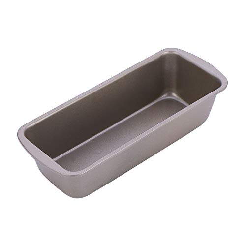 Rummyluckjp Non-Stick Toast Box, Homemade Cake Baking Pans,DIY Bread Stainless Steel Mould with out Lid,M