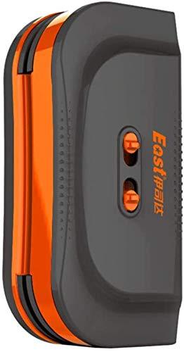 HSJ LF- Limpiador de Vidrio Lateral magnético de 3-25 mm para Herramientas de Limpieza de acristalamiento Individuales y Doble - Planeador de Limpieza de Vidrio magnético Ajustable Limpio