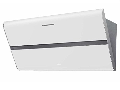 Berbel Smartline BKH 90 ST W U Kopffreihaube Weiß Wandhaube Lüfter 90cm