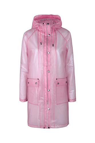 Ilse Jacobsen Raincoat Rose Pink