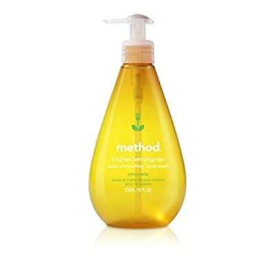 Method Kitchen Hand Wash, 18-Ounce (Pack of 6)