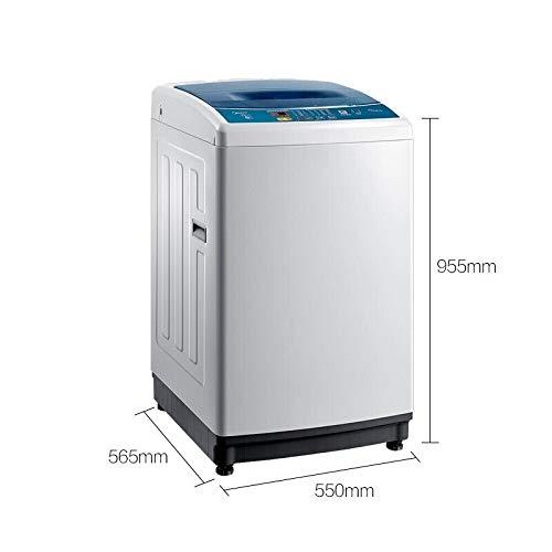 Wasmachine wassen thuis automatisch 9 kg 9 kg nieuwe grote capaciteit poesator