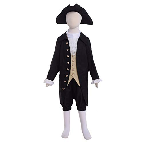 Colonial Costume Boys 18th Century Colonial America Costume Boys Colonial Costumes