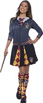 Rubie s Adult Harry Potter Costume Top Gryffindor Medium