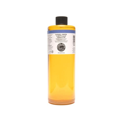 DANIEL SMITH Original Cold-Pressed Linseed Oil