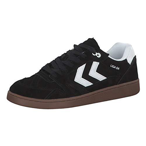 hummel Herren Sneaker Liga GK 60089 Black 42