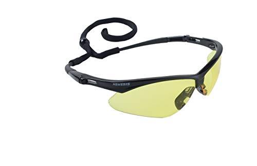 JACKSON SAFETY veiligheidsbril nemesis V30/25673 zwart/geel