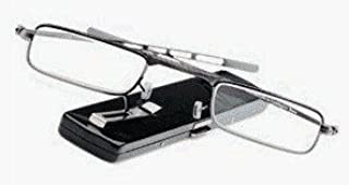SlenderEye Compact Reader - Black +2.5