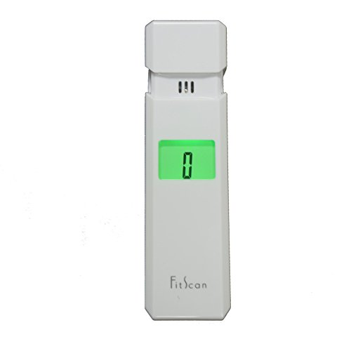 Tanita HC-312F Fitscan Portable Breath Checker - White