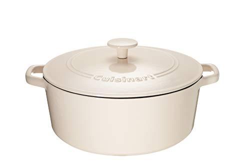 Best cuisinart 7 quart round covered casserole review 2021