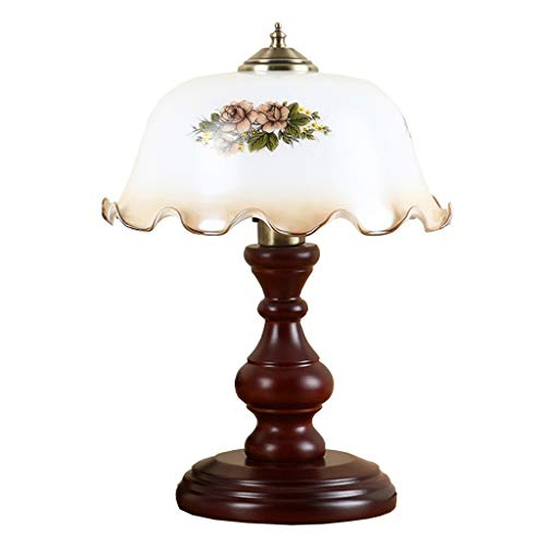 Lfixhssf Retro Old Republic of China brons berk klassieke tafellamp bedlampje Shanghai nostalgie decoratie E27 LED Light Desk Lfixhssf