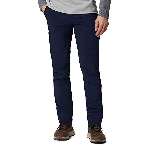 Columbia Silver Ridge II Pantalones de Senderismo Cargo, Collegiate Navy, 32 32 para Hombre