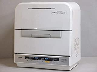 Panasonic(パナソニック) 食器洗い乾燥機 ホワイト エディオンオリジナル[パワー除菌ミスト/低温ソフトコース機能搭載] NP-TME9-W