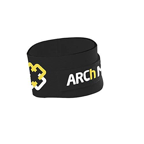 Arch Max Strap Porta Chip, Hombre, Amarillo, Talla Única