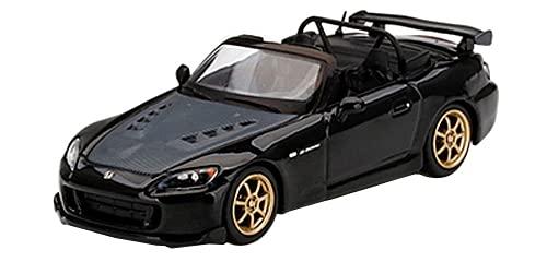 MINI GT 1/64 ホンダ S2000 (AP2) 無限 ベルリナブラック 右ハンドル 完成品