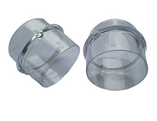 Messbecher Becher Deckel passend für Vorwerk Thermomix TM21, TM31, TM3300, TM5, TM6 Küchenmaschine