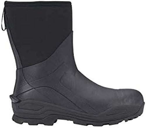 Enamarilloert Strauss 8p93.68.2.44neopreno botas de seguridad KORE High, 44, grafito negro