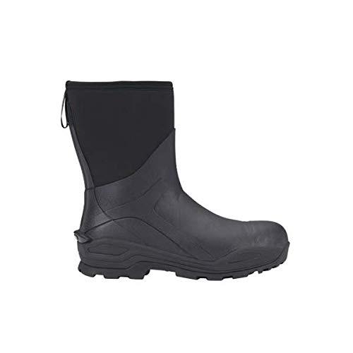 Engelbert Strauss 93682-43/Graphite/Black Boots  Neopren Sicherheitsstiefel Kore High,743, Graphit/Schwarz