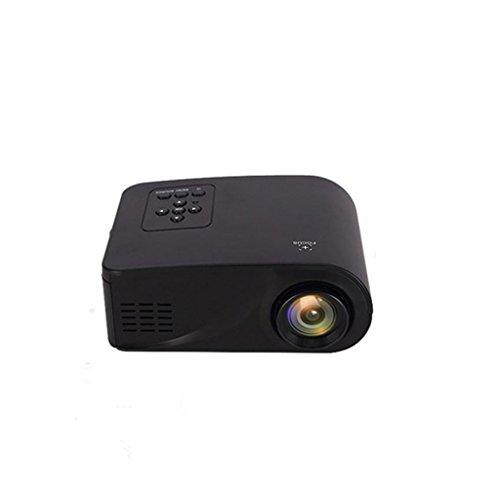 XHZNDZ Proyector, proyector de Video Proyector de Cine en casa de 80