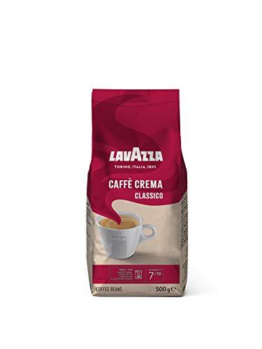 Lavazza Kaffeebohnen - Caffè Crema Classico - 1er Pack (1 x 500 g)