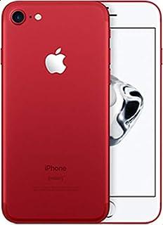ابل ايفون 7 بدون فيس تايم - 128 جيجا، الجيل الرابع ال تي اي، احمر