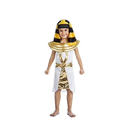 DISFRAZ EGIPCIO TALLA 5-6 AÑOS TAMAÑO INFANTIL