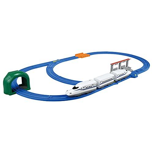 タカラトミー プラレール かっこよく走らせよう! 新幹線 N700S ベーシックセット