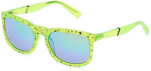 Diesel S0345034 Gafas de Sol DL02625695Q para Unisex Adultos, Multicolor, 56 mm
