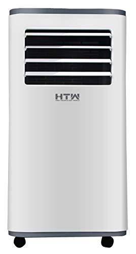 HTW PB-026P29 Aire acondicionado portátil (frío/calor), para estancias de hasta 20 m2, 2.200 frig/h, 53 Decibelios, 2 Velocidades, 22 kg