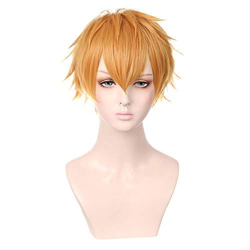 Aristory Anime Toilet-Bound Hanako-kun cosplay wig costumes for Halloween party