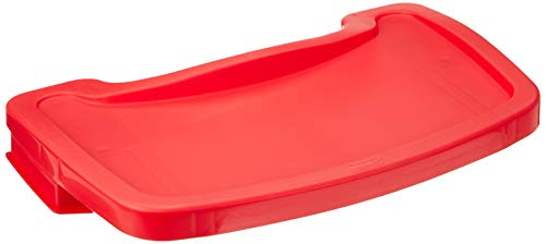 Rubbermaid Commercial Products FG781588RED Plateau pour chaise enfant Sturdy Chair, Rouge